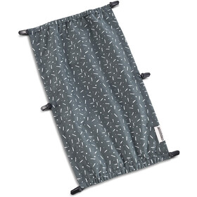 Croozer Suncover for Kid Vaaya 1 graphite blue/white